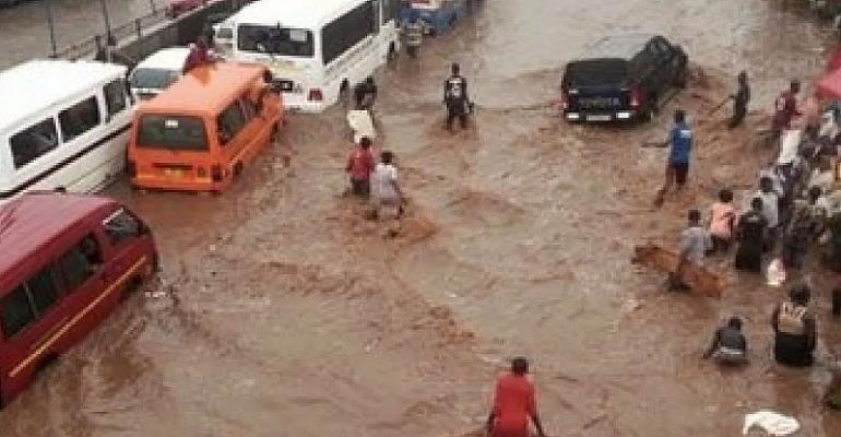 Soldier, Others Killed In Sunday's Downpour