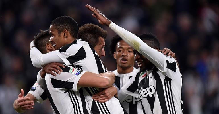 Juventus Edge Closer To Serie A Title With Win Over Sampdoria