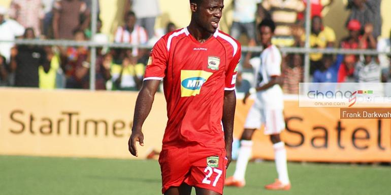 Kotoko Fans Threaten To Invade Pitch And Haul Off Striker Mawuli Osei If He Is Fielded Again