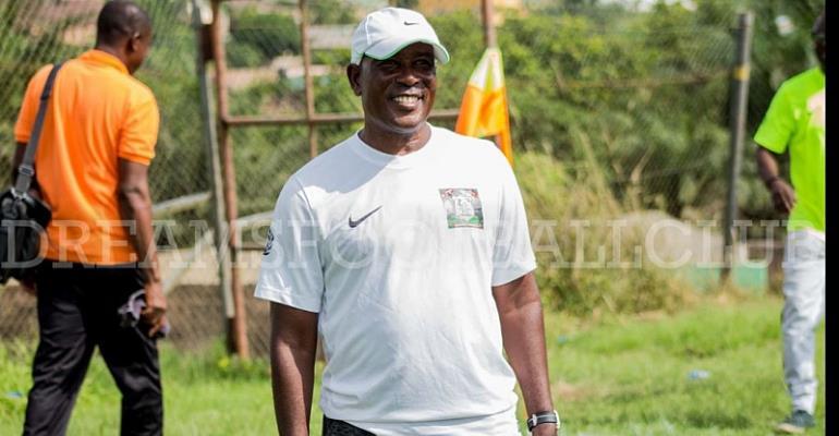 Karim Zito Heap Praises On Players After Kotoko Victory