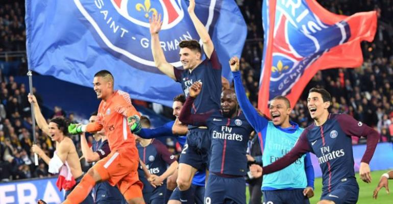 French Ligue 1: PSG Secure Title