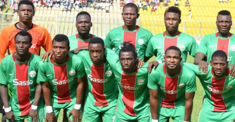 Division One League Week V: Techiman City Record First Win In Zone I; Heart of Lions Remain Top In Zone III