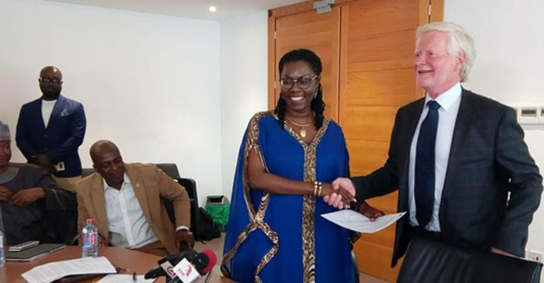DANIDA Hands Over ICT Project To Gov't