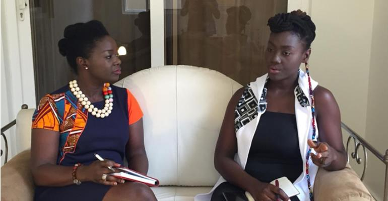 Let's Celebrate Our Potential And Redefine Success For Africa—Awura Abena Agyeman