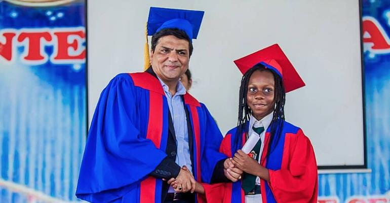 DPSI Holds 3rd Graduation Ceremony
