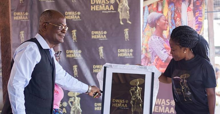 Dwaso Hemaa Launched! Winner To Get Fully Paid Trip To China And Cash