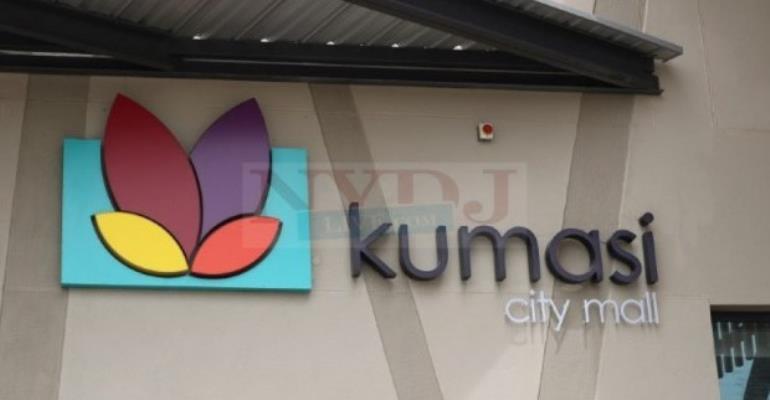 Kumasi City Mall - 'YƐn nso yƐ wƆ bi, Wate!'