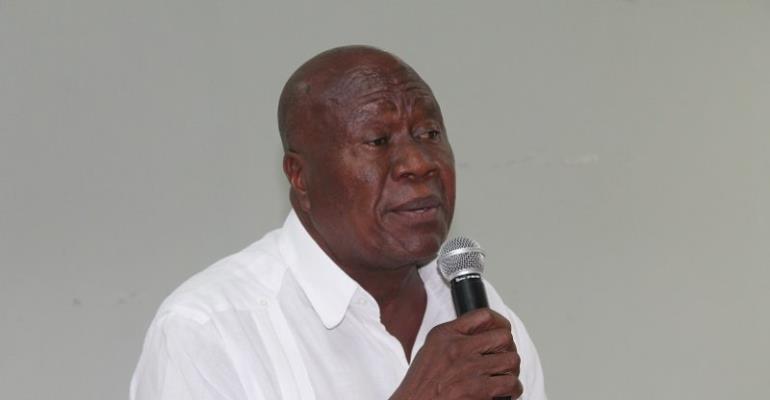 Kofi Portuphy, Chairman of NDC