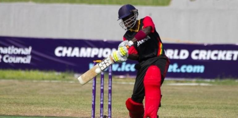 Ghana Hold Nerve To Pip Nigeria In T20 thriller