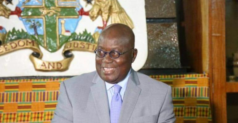 Akufo-Addo initiates 'Planting for Food and Jobs' in today