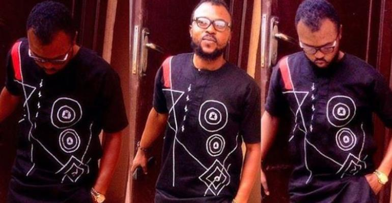 Yoruba Actor, kolawole Ajeyemi Praises God with Ciroc Drink, Shisha