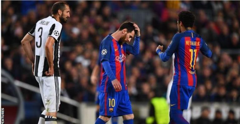 Juventus' defensive masterclass crashes Barca UCL dreams