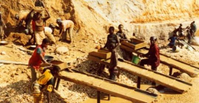 Government must remain resolute on its fight against galamsey
