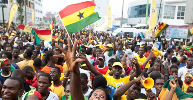 Ghanaians want change