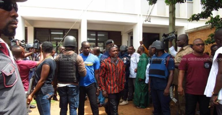 13 Delta Force members' case adjourned again to May 18