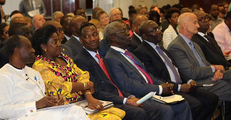 Senior Government Delegation In UK And US To Share Plans For The Revitalization Of Ghana's Economy