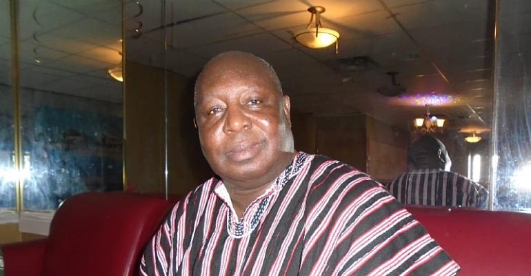Mr. Emmanuel Quaye