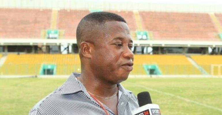 Elmina Sharks coach Kwabena Amissah defends low scoring teams