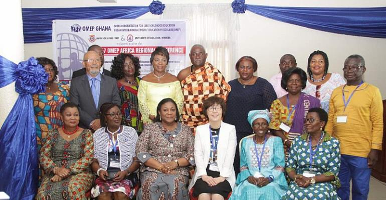 Invest In Early Stage Of Education – Says First Lady