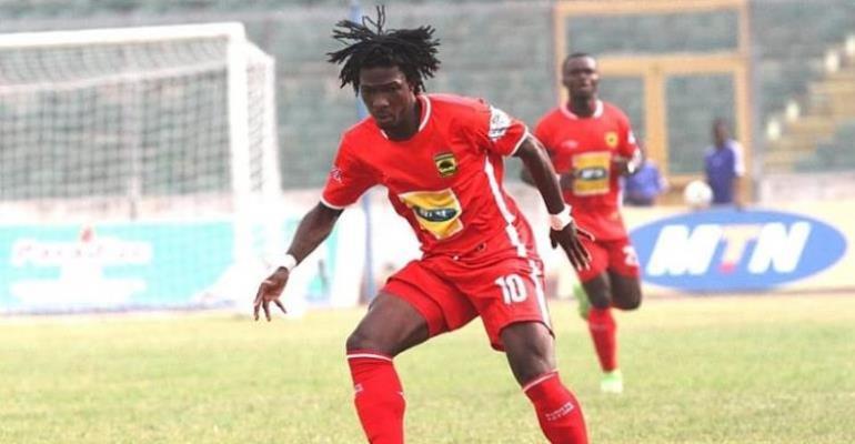 Songne Yacouba To Leave Kotoko?