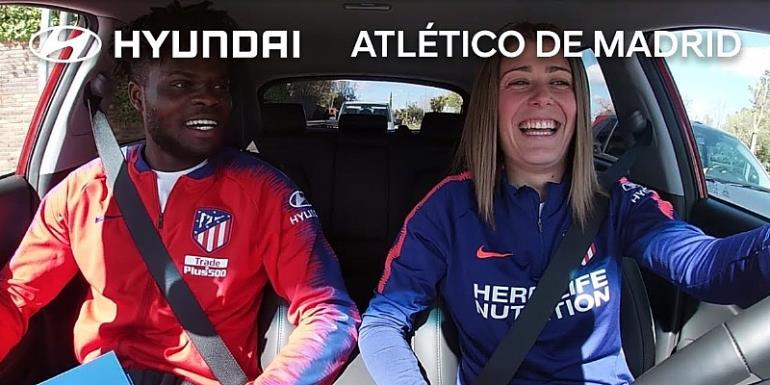 Watch Thomas Partey Interview After Scoring A Stunning Goal Against Alaves