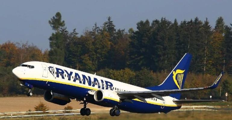 Ryanair One Of Europe's Top Polluters—EU Data Suggests