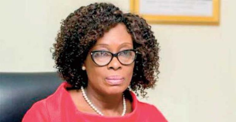 Gloria Akuffo – Attorney General and Minister of Justice