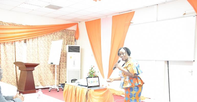 SSNIT Executives Trained On Data Protection