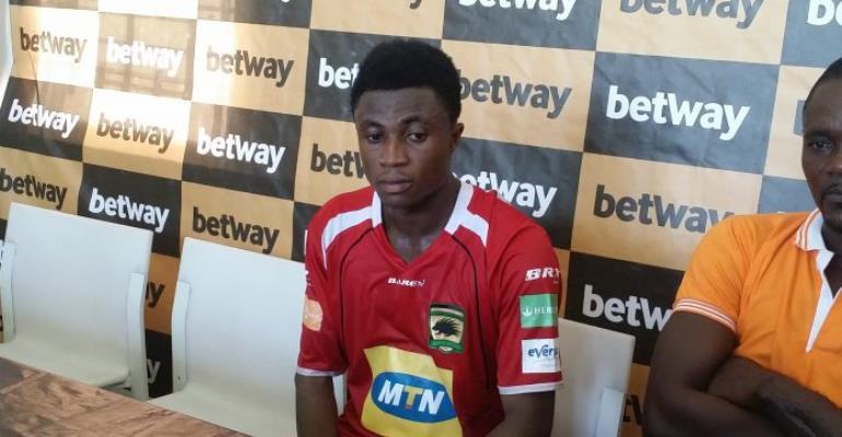 MTN FA Cup: Asante Kotoko talisman Emmanuel Gyamfi suspended