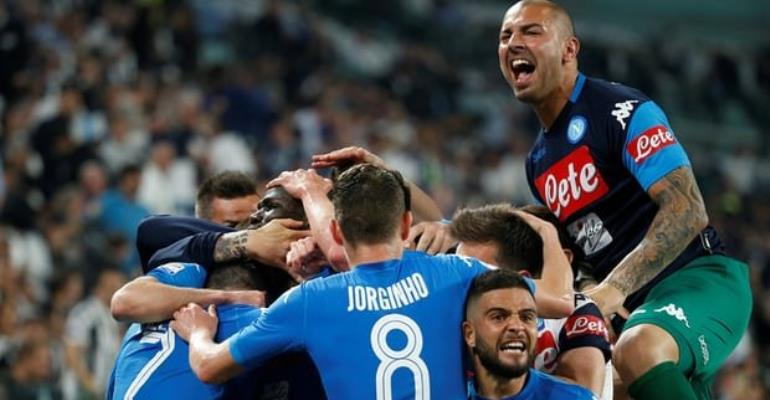 Dramatic Napoli Winner Puts Pressure On Juventus