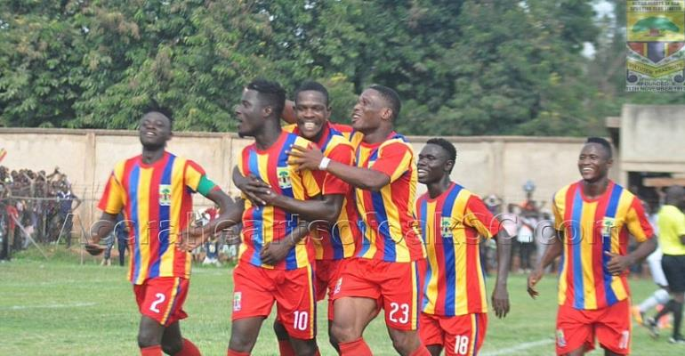 Hearts Woes Continue After Stalemate With Bechem United