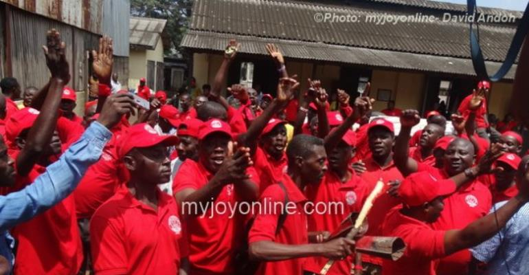 May Day: Organised Labour holds forum on jobs