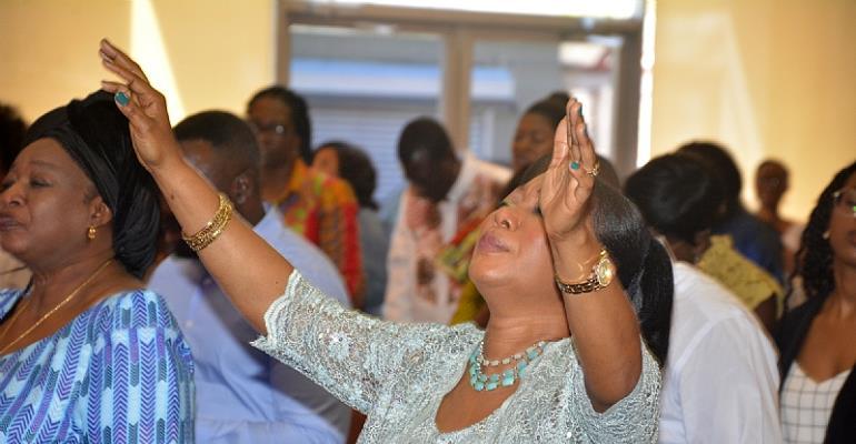 ICGC Intimate Praise and Worship Experience