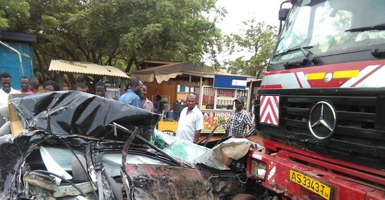Road Accidents: A Major Public Safety Concern