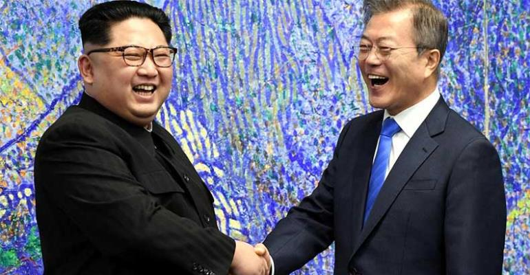 Koreas Make Nuclear Pledge After Historic Summit