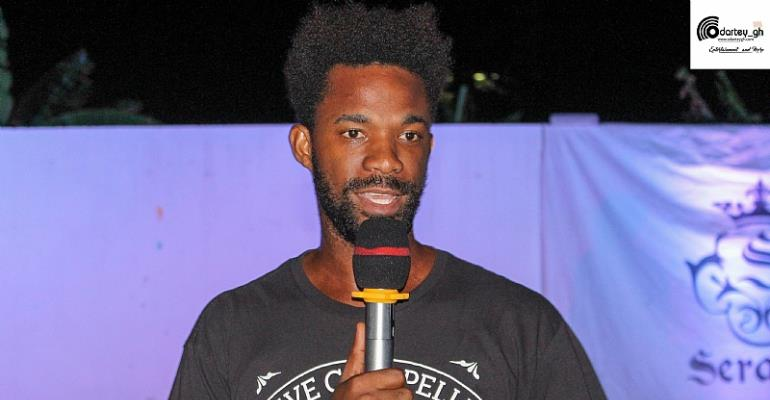 ID James Browns' Comedy Bar Leaves Patrons In Awe
