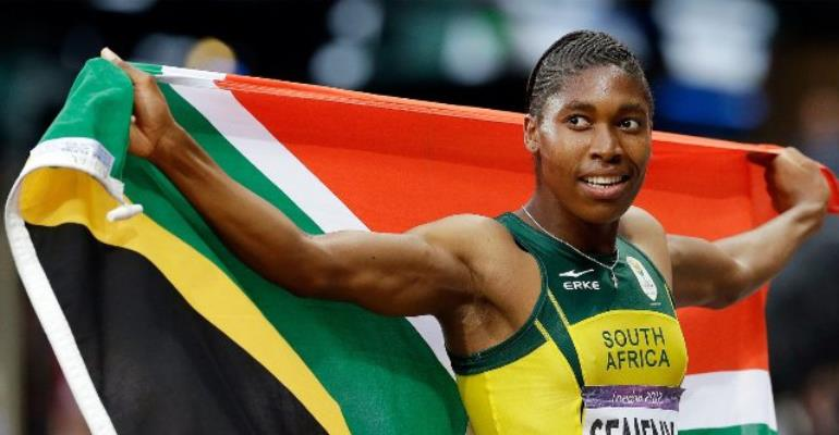 New global rules could force South African woman to race against men