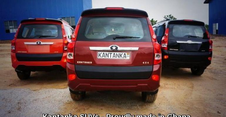 Let Us Back Kantanka Automobile Limited - So It Can Withstand The Onslaught Of Foreign Competitors Setting Up Assembly Plants In Ghana