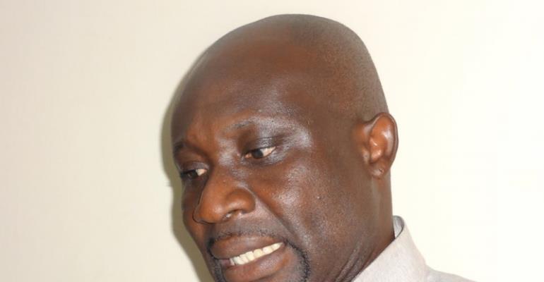 I Will Never Betray GFA Boss Kwesi Nyantakyi - George Afriyie