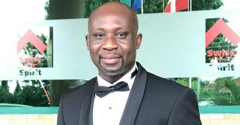 George Afriyie: I Will Never Betray GFA Boss Kwesi Nyantakyi