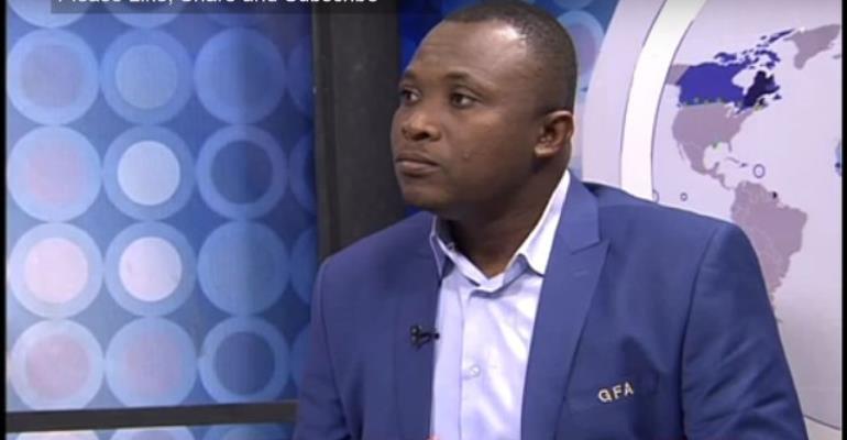 I Was Sacked By Kwesi Nyantakyi And Not The Exco - George Afriyie