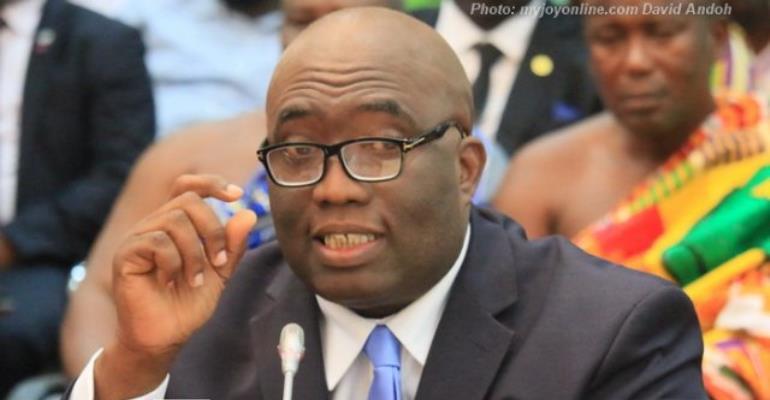 Bribery Scandal: Ghartey Report Charade, Deceptive – Suhuyini