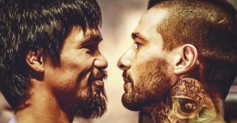 Pacquiao relishing clash with Matthysse in KL