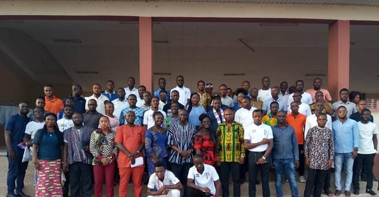 NPP Unveils 50-Member Communication Team In Dome-Kwabenya