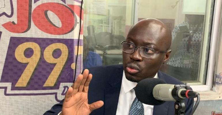 Ato Forson is Minority spokesperson on finance