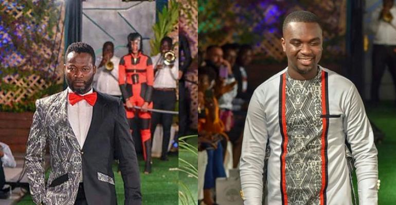 Joe Mettle, Adjetey Turn On The Runway At Jay Ray Ghartey Fashion Hauz