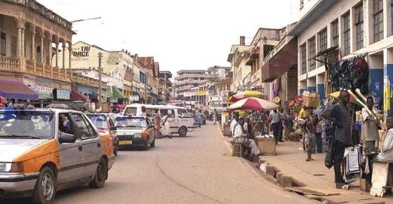 Kumasi Unhappy With Extent Of Congestion