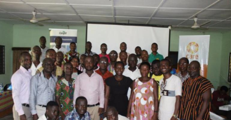 Care Ghana launches PROSPER project to support farming communities
