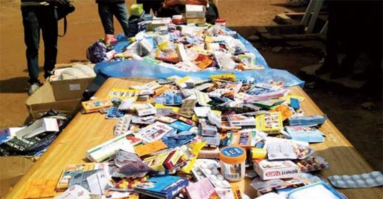 Ghana's Fight Against Tramadol Abuse