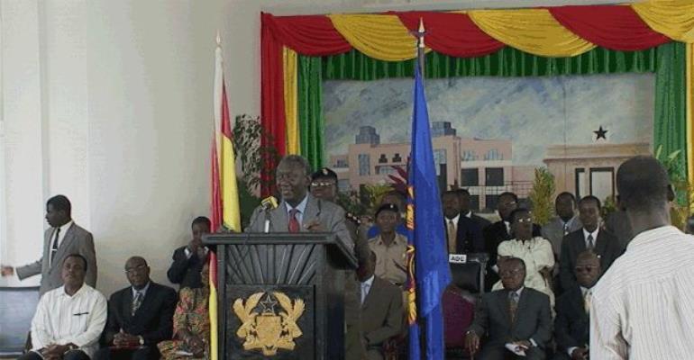 Twenty-nine Ministers sworn into office